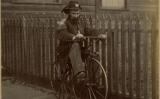 Norton en bicicleta