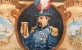Mural dedicat a l'emperador Norton