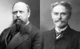 Edward Drinker Cope i Othniel Charles Marsh