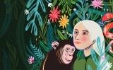 Jane Goodall, l'amiga dels ximpanzés