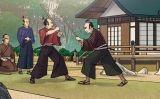 L'entrenament es feia amb armes de fusta
