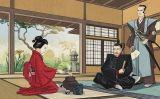 Un samurai protegeix el seu senyor