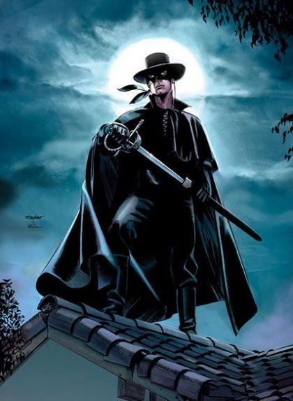"""El Zorro: """"Prepareu-vos, malvats!"""""""