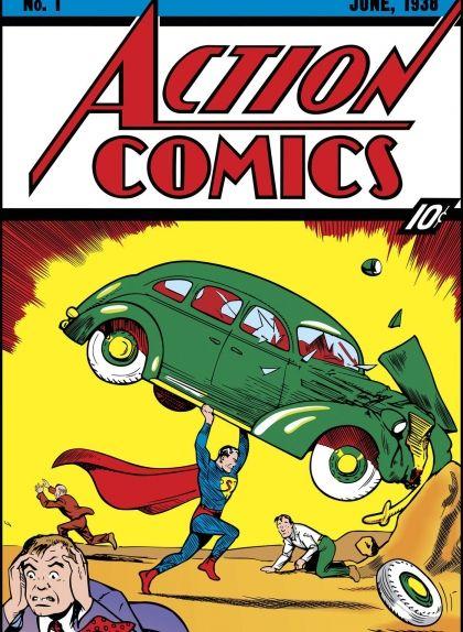 """Superman: """"Aquest cotxe no està ben aparcat!"""""""