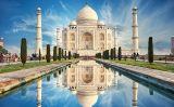 El Taj Mahal, a l'Índia