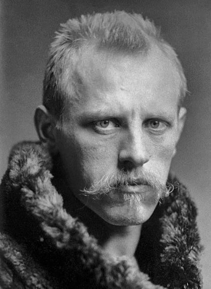 Fritdjof Nansen ben abrigat