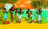 Per fi, l'expedició de Burton i Speke arriba al llac Tanganika